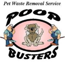 Poop Busters Pet Waste Removal Service