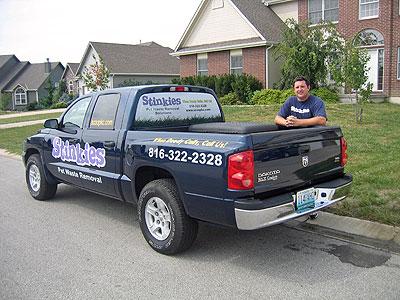 Dog Poop Pickup Service Kansas City