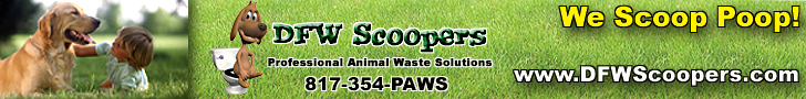 DFW Scoopers - Professional Animal Waste Solutions